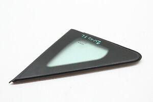 2012 TOYOTA SIENNA FRONT LEFT QUARTER WINDOW GLASS OEM 11 12 13 14 15 16