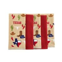 Texas Toss Kitchen Towel 5 Pack by The Big One from Kohls