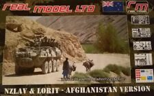 1/35th Real Model New Zealand NZLAV Afghanistan