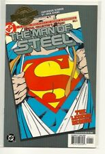 DC COMICS MILLENIUM EDITION THE MAN OF STEEL #1! NM!