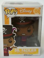 Princess And The Frog Dr Facilier  Funko Pop Vinyl Disney Tiana Vaulted