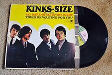 Kinks Size Rock Record LP VG