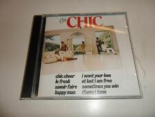 CD C'est chic de Chic