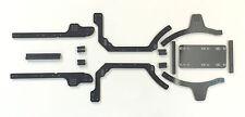 AXIAL RR10 BOMBER G10 FIBERGLASS FRAME RAIL KIT (3mm) 11863BG CRAWLER MONSTER