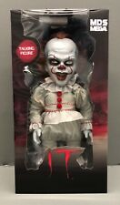 Mezco Toyz IT (2017) Mega Scale Talking Pennywise Figure Clown