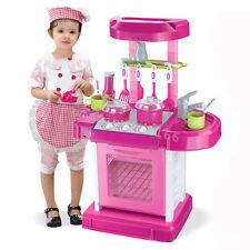 Children kitchen toy cooking Kitchen pretend play toys children pretend play set