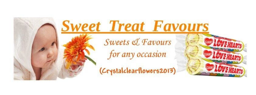 Sweet Treat Favours (crystalclear)