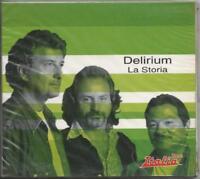DELIRIUM - La storia - CD 2003 DIGIPACK NUOVO SIGILLATO