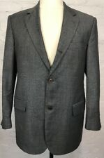 BROOKS BROTHERS 1818 Madison Blazer 41R 100% Wool Gray Sports Coat Jacket