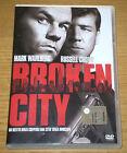 BROKEN CITY Thriller Drammatico Wahlberg Crowe Hughes DVD Mondadori 2013