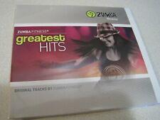 SEALED Zumba Fitness Greatest Hits DVD 2010