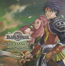 Blade Dancer:Lineage of Light-2006-Game Original  Soundtrack-12 Track-CD