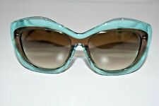 2b873308ef60f New FENDI Authentic Aqua Brown Oversized FF 0029 S 7NUNE 54mm Sunglasses