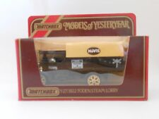 Matchbox Models Of Yesteryear Y27 1922 Foden Steam Lorry Hovis