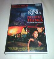 Needful Things - In einer kleinen Stadt VHS Kassette