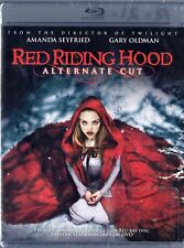 Red Riding Hood (Blu-ray DVD, Alternate Cut 2 Discs   Amanda Seyfried   NEW