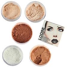 Loose Face Powder Foundation Setting Powder Oil Free Sheer White & Tan Stargazer