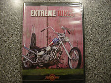Extreme Bikes (DVD, 2005), NEW, Motorcycle Riders Series, Indian, BMW, Ducati