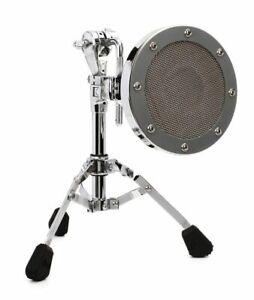 Drum Workshop DW Moon Mic Bass Drum Microphone subkick kick w stand mount set NR