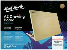 Mont Marte MEA0033 Drawing Board with Elastic Band