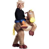 """Männer-Kostüme: Selbstaufblasendes Kostüm """"Wilder Cowboy"""""""
