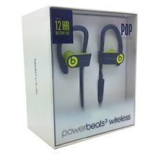 Beats by Dre PowerBeats3 Wireless Earphones Dynamic High Beats Sound POP Indigo