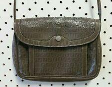 1fbc6653a51 FENDI Handbag Purse small vintage light brown tan taupe
