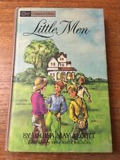 Little Men Companion Library Louisa May Alcott HC