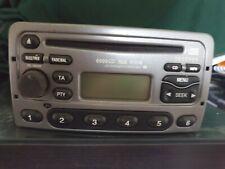 Ford 6000 CD Player con código-Fiesta
