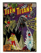Teen Titans # 8 VF- DC Silver Age Comic Book Justice League Robin Flash KD1