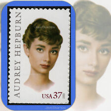 2003  AUDREY HEPBURN  9th Legends of Hollywood MINT Single 37¢ Stamp Cat # 3786
