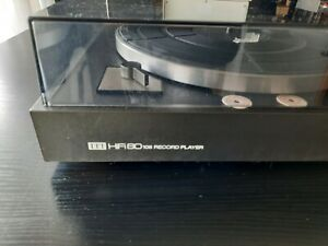 ITT HiFi8010B Plattenspieler / Turntable