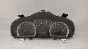 2005-2006 Hyundai Santa Fe Speedometer Instrument Cluster Gauges 79148