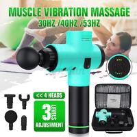 Percussive Vibration Massage Auszeichnung Muskel Massagegerät Sportler SPORTS