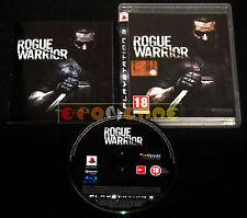 ROGUE WARRIOR Ps3 Versione Ufficiale Italiana 1ª Edizione ••••• COMPLETO
