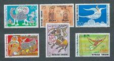 AFRIQUE TUNISIE - 1978 YT 875 à 880 - TIMBRES NEUFS** MNH LUXE