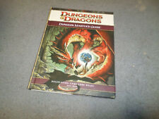 DUNGEONS AND DRAGONS DUNGEON MASTER'S GUIDE HC BOOK