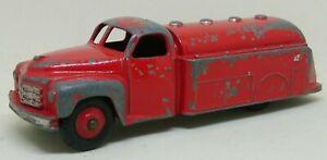 Vintage Dinky 440 Petrol Tanker Mobilgas 1954 - 1958
