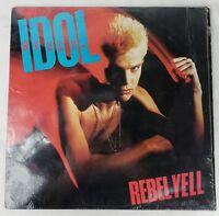 Billy Idol Rebel Yell LP Chrysalis Records 1983