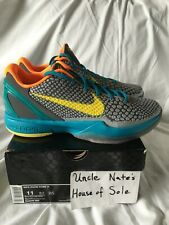 Nike Kobe 2011 Zoom VI 6 'Helicopter', Size 11, DS