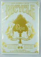 Bicycle Chic Playing Cards Deck USPCC Limited Edition New Sealed