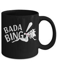 Bada Bing Sopranos Cup (Black) - Coffee Mug