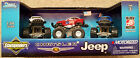 Muscle Machines Stampeders Chrysler Jeep 3 Pack PT Cruiser