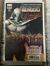 Avengers 33 Cover A Moon Knight