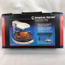 American Harvester Jet Stream Expander Ring ER-2000 Counter Top Oven Holiday