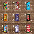 SKITTLES MILKA MARS DIARY MILK SWEETS PHONE CASE COVER IPHONE AND SAMSUNG MODELS