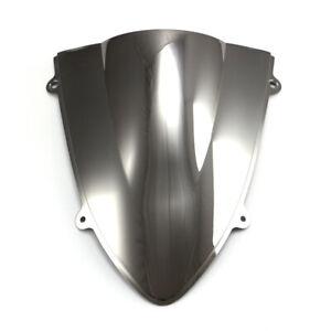 Windshield Windscreen For Kawasaki Ninja250R EX250 ZX250R 2008-2012 Chrome