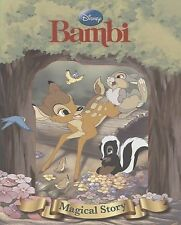 Disney's Bambi Magical Story with Lenticular Front Cover (Disney Magical Story,