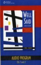 Well Said:Pronunciation for Clear Communication by Linda Grant(CD1-4)3rd edition