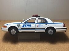 New York police dept. 1999 FORD CROWN VICTORIA by GEARBOX 1:43 scale very RARE